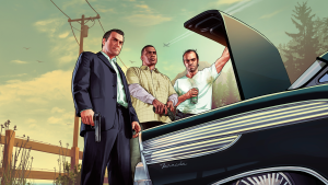 UHD 3840x2160 Windows 10 wallpaper GTA 5 Killers Games