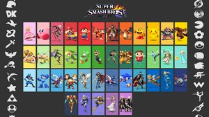 UHD 3840x2160 Windows 10 wallpaper Super Smash Bros Games
