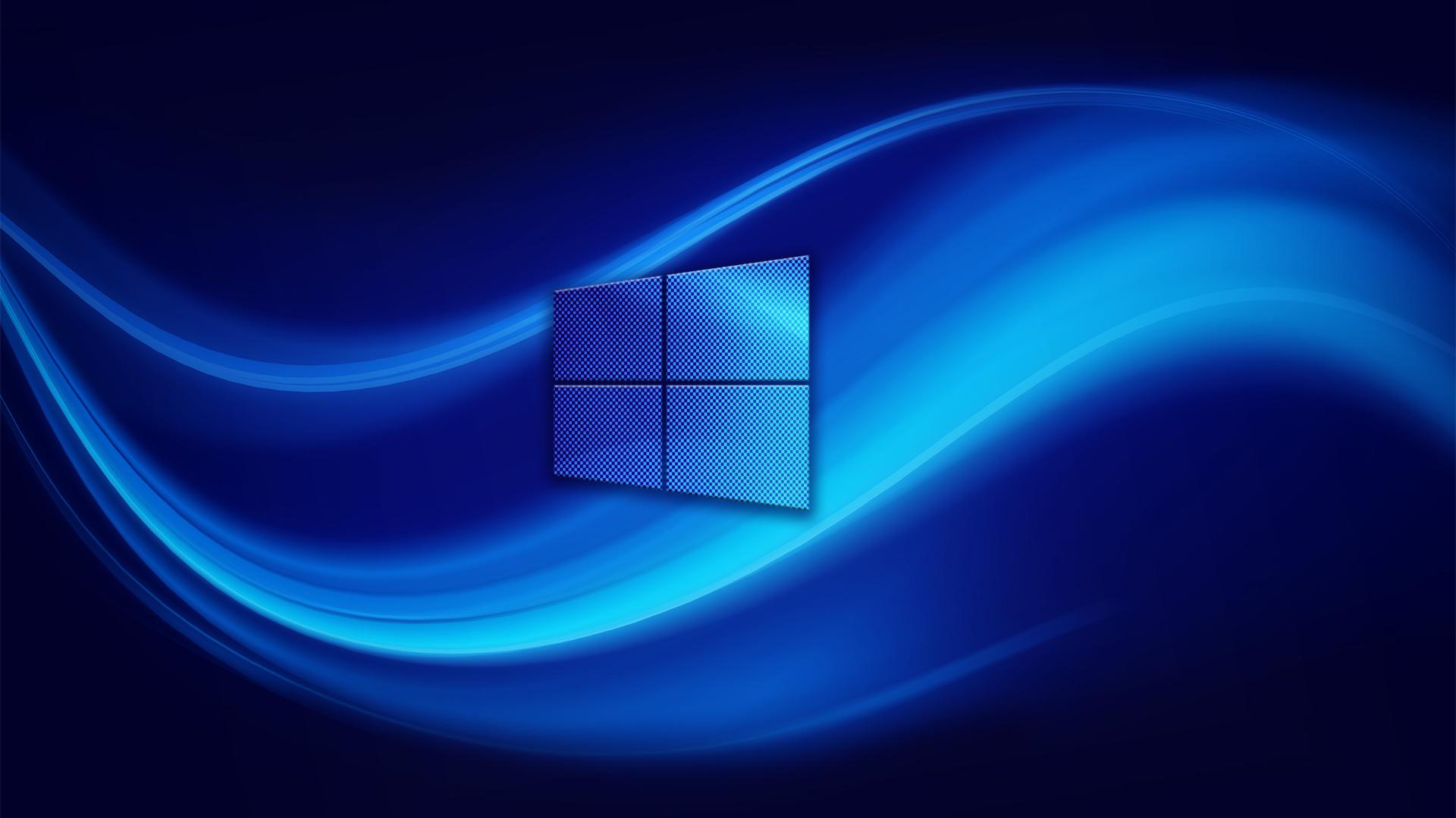 ten wave windows 10 wallpaper windows 10 logo hd